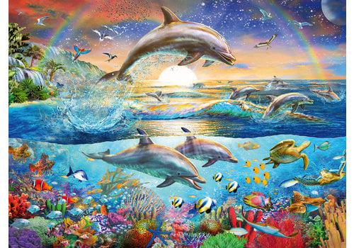 Dolfijnenparadijs - 300 stukjes
