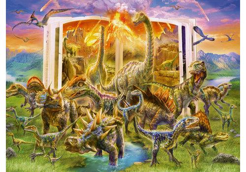 Encyclopedie van de dinosaurussen - 300 stukjes