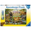 Ravensburger Animaux de la savane - Puzzle de 200 pièces