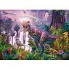 Ravensburger Land van de dinosauriërs - puzzel van 200 stukjes