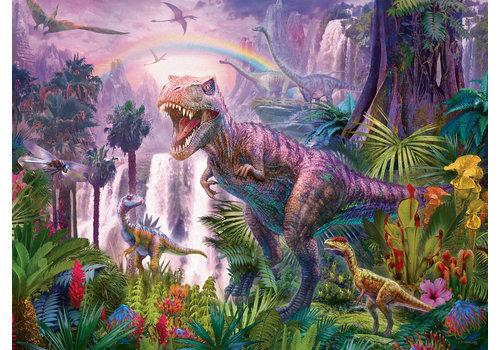 Land van de dinosauriërs - 200 stukjes