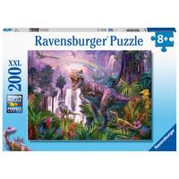 thumb-Pays des dinosaures - Puzzle de 200 pièces-2