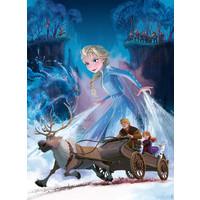 thumb-Frozen 2 - puzzel van 200 stukjes-1