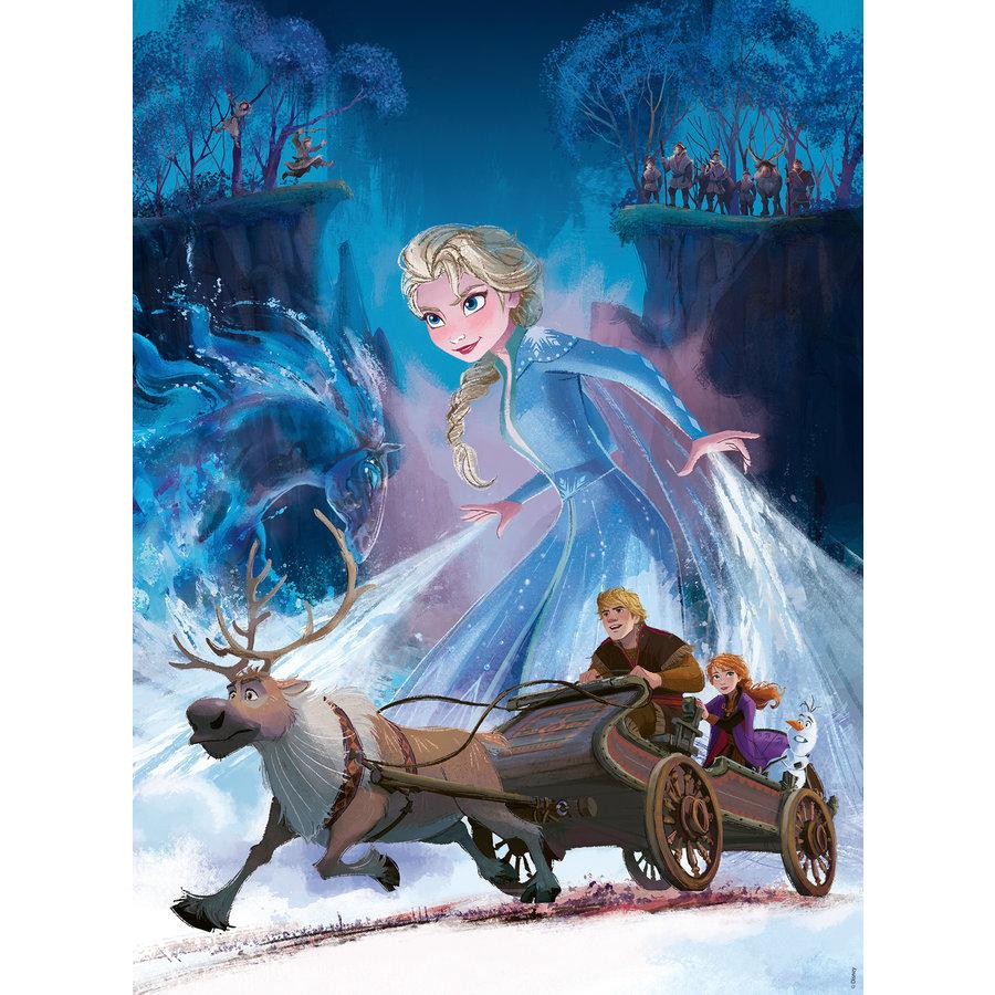 Frozen 2 - puzzel van 200 stukjes-1