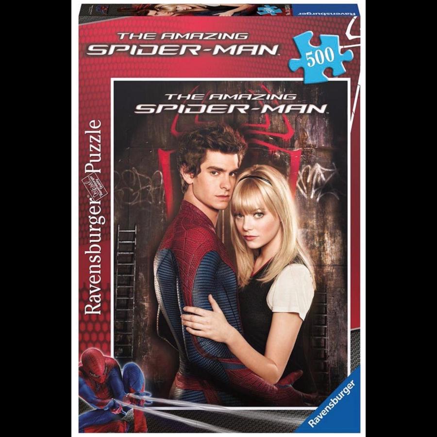 Spiderman  - 500 stukjes-1