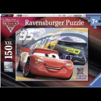 thumb-Disney Cars - puzzel van 150 stukjes-1