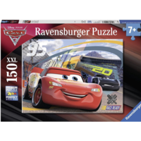 thumb-Disney Cars - puzzle of 150 pieces-1