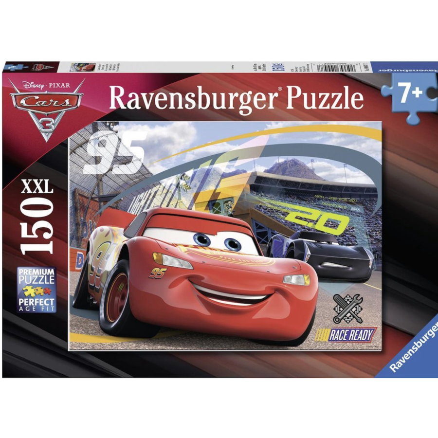 Disney Cars - puzzel van 150 stukjes-1