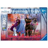 thumb-Disney Frozen - puzzle of 100 pieces-2