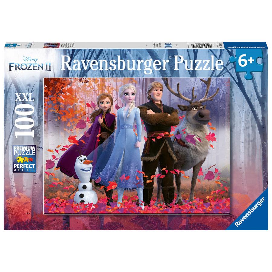 Disney Frozen - puzzle of 100 pieces-2