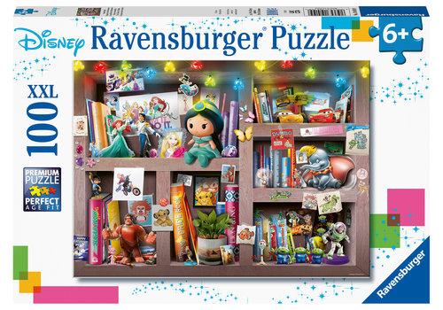 Ravensburger Disney - de kast - 100 stukjes