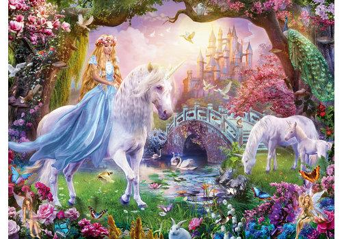 Magic unicorns - 100 pieces