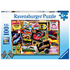 Ravensburger Racing Cars - puzzle of 100 pieces