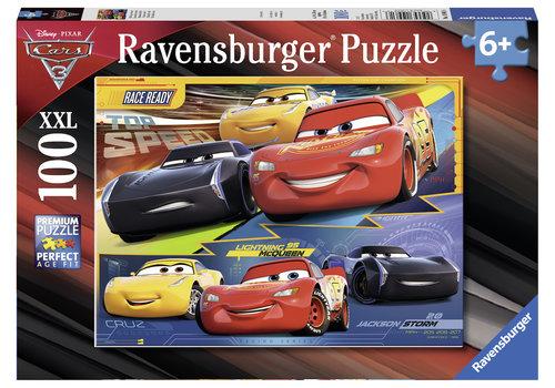 Disney Cars  - 100 stukjes