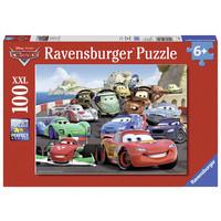 thumb-Disney Cars - puzzel van 100 stukjes-2