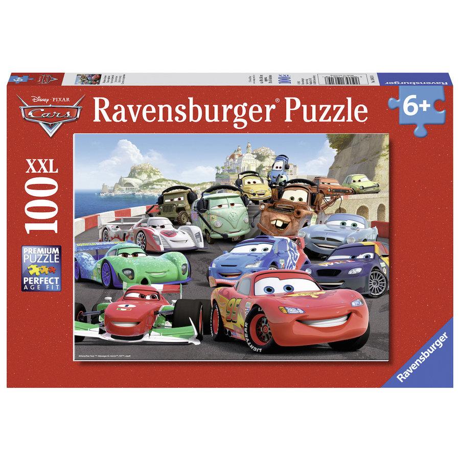 Disney Cars - puzzel van 100 stukjes-2