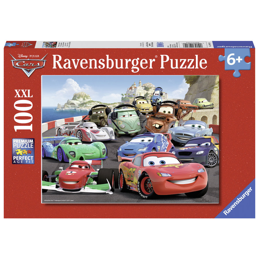 Disney Cars - puzzle of 100 pieces-2