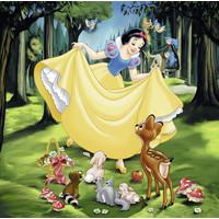 thumb-Disney Princesses   - 3 puzzles of 49 pieces-4