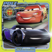 thumb-Disney Cars   - 3 puzzles of 49 pieces-2