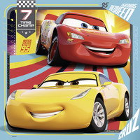 thumb-Disney Cars   - 3 puzzles of 49 pieces-4