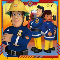 thumb-Pompier Sam  - 3 puzzles de 49 pièces-3