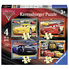 Ravensburger Disney Cars - 12+16 +20 +24 pieces