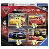 Ravensburger Disney Cars - 12+16 +20 +24 stukjes