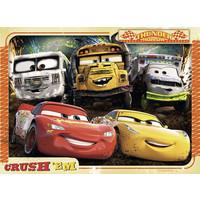thumb-Disney Cars - 12+16 +20 +24 pieces-2