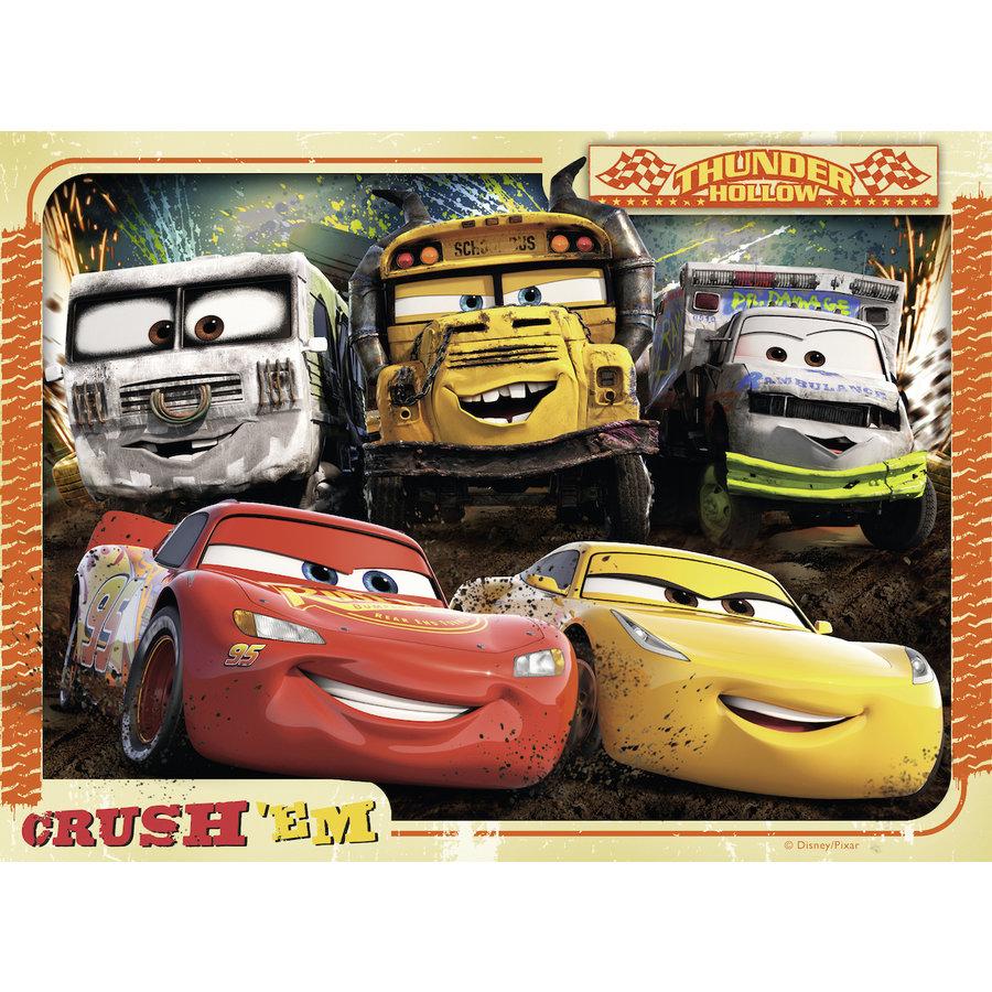 Disney Cars - 12+16 +20 +24 stukjes-2
