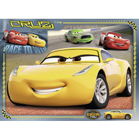 thumb-Disney Cars - 12+16 +20 +24 pieces-5
