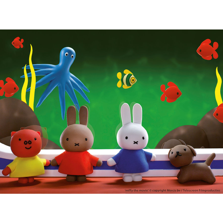 Miffy - 12+16 +20 +24 pieces-5