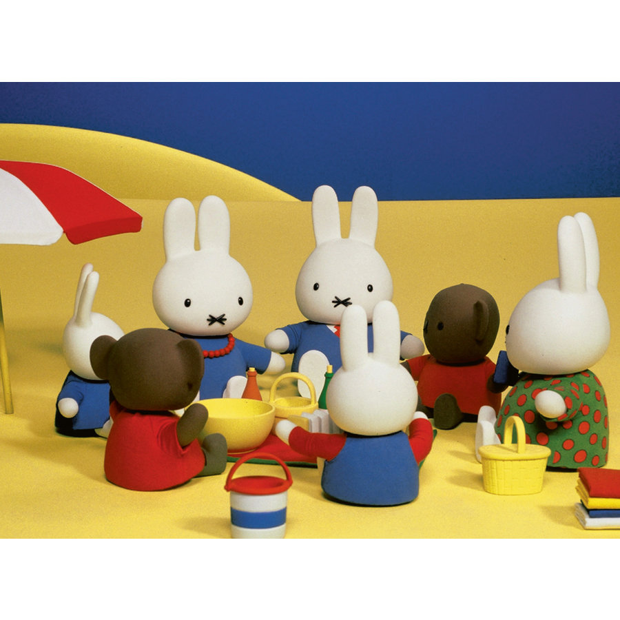 Miffy - 12+16 +20 +24 pieces-4