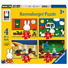 Ravensburger Miffy - 12+16 +20 +24 pieces