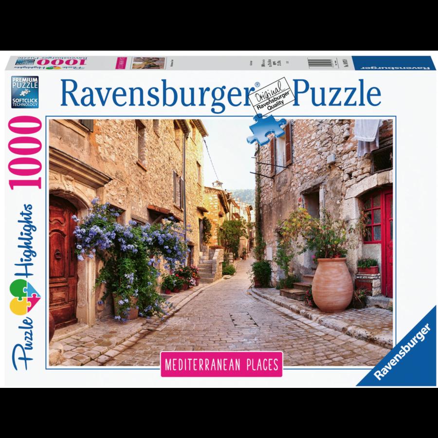 Frankrijk - puzzel van  1000 stukjes-2