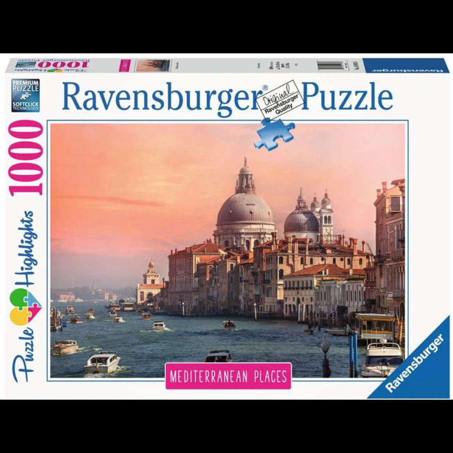 Italie - puzzle de 1000 pièces-2
