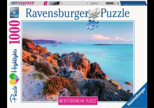 Ravensburger Greece - 1000 pieces