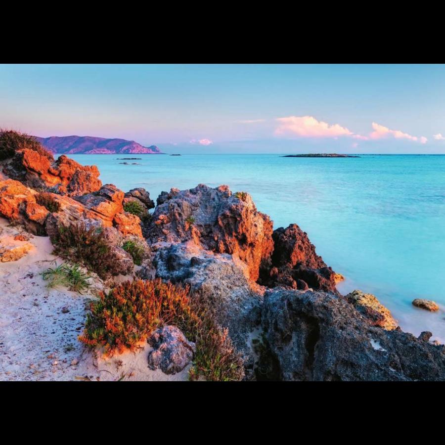 Griekenland - puzzel van  1000 stukjes-2