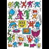 Eurographics Puzzles Keith Haring - Collage - puzzel van 1000 stukjes