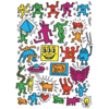 Eurographics Puzzles Keith Haring - Collage - puzzle de 1000 pièces