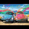 Eurographics Puzzles Beetle Love - puzzel van 1000 stukjes