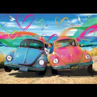 thumb-Beetle Love - puzzel van 1000 stukjes-1