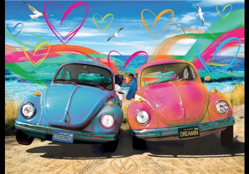 Beetle Love - 1000 stukjes