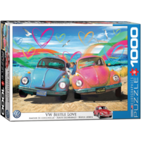 thumb-Beetle Love - 1000 pieces - jigsaw puzzle-2