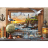 Bluebird Puzzle Maritiem komt tot leven  - puzzel van 1000 stukjes
