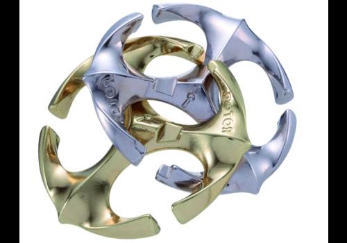 Huzzle Rotor - level 6 - brainteaser