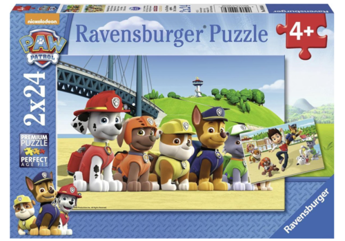 Paw Patrol - 2 x 24 pieces
