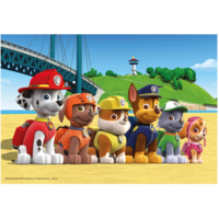 thumb-Paw Patrol - 2 puzzles of 24 pieces-3