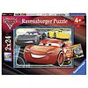 Ravensburger Cars - 2 puzzels van 24 stukjes