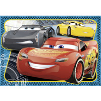 thumb-Cars - 2 puzzles of 24 pieces-3