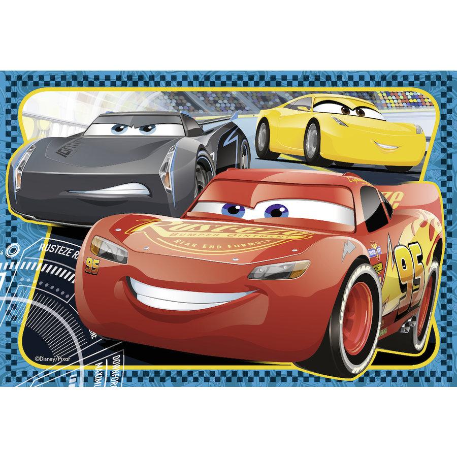 Cars - 2 puzzels van 24 stukjes-3